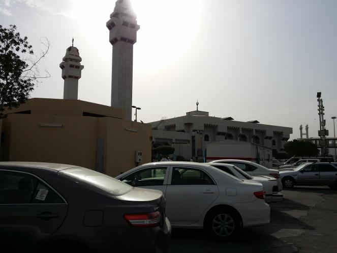 Masjid Saidatina Aishah di Tanaim